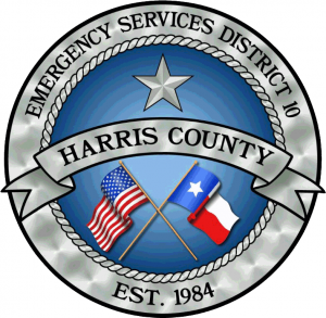 Harris County ESD No. 10 logo